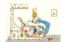 "Mother Rabbit Medicine Margaret Tempest sick baby bunny "" Eat up now !"""