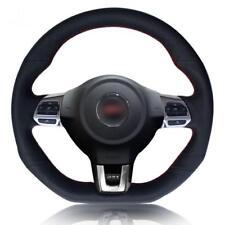 Steering Wheel Cover for Volkswagen Golf 6 GTI MK6 Polo GTI Scirocco Passat CC