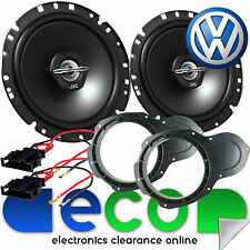 VW Passat B6 2005-2008 JVC 17cm 6.5 Inch 600 Watts 2 Way Front Door Car Speakers