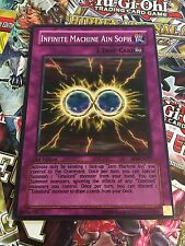Orica Cosplay card Infinite Machine Ain Soph custom card! common