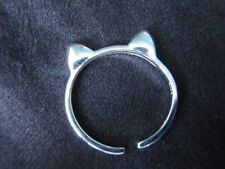 Unbranded Stackable Precious Metal Rings without Stones