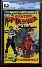 Amazing Spider-Man # 129 CGC 8.5 OW/W (Marvel, 1974) 1st appearance Punisher