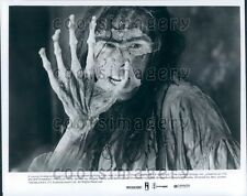 1984 Werewolf Transformation in The Company of Wolves Press Photo