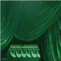 Adam Lambert Velvet: Side A . CD ROCK MORE IS MORE preorder