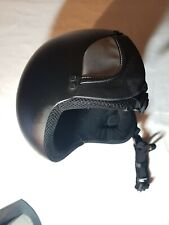 Carrera Lance AIR BLACK Helmet Snow Helmet L Large xl Mens Womens Ski Snowboard