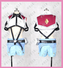 Cross Ange Tenshi to Ryu no Rinbu Chris Cosplay Costume E001