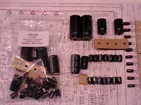 PHILIPS CD 960 Player Netzteil Kondensatoren Elko p supply recap recapping caps