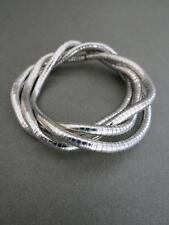 Snakeskin Bracelet Bangle Necklace Lot Bendy Flexible Snake Skin Cool