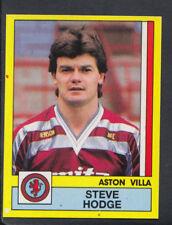 Panini Football 1987 Sticker - No 34 - Steve Hodge - Aston Villa  (S891)