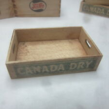 1/12 scale Dolls House Wooden Crate     British made   DHD509