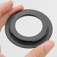 M42 lens to Canon EF Mount Adapter black 5D II 7D 70D III 650D 700D B1V K8Y7