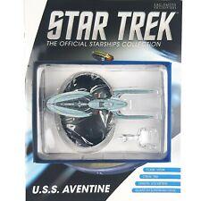 Star Trek Starship Collection USS AVENTINE NCC 82602 Model Bonus Eaglemoss
