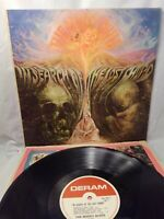 Mint- The Moody Blues In Search of The Lost Chord London Records  LP DES 18017