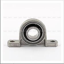 Herramienta de Soporte de Rodamiento Metal KP004 φ20mm Con brida Soporte de Eje