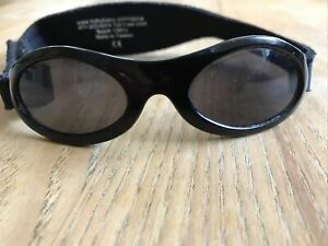 Baby Banz Sunglasses Elastic Strap Worn