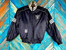 NFL RAIDER'S RICH GANNON #12 MEN'S SIZE MEDIUM JACKET
