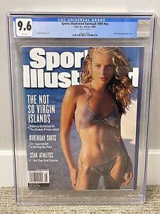 Rebecca Romijn-Stamos Sports Illustrated CGC 9.6 swim suit issue pop 1/1