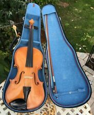 Andreas Zellor For Stentor Hand Crafted Viola c/w Bow & Hard Case.