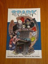 SPARK GENERATORS 2 CAM PRESS COMICS TOM BELAND GN 9780966146912