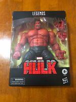 Marvel Legends Series Red Hulk TARGET EXCLUSIVE BRAND NEW confirmé