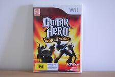 Guitar Hero World Tour nintendo wii muse system of a down michael jackson korn