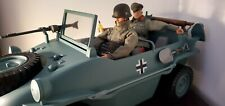 Ultimate Soldier Schwimmwagen Land/Water Recon Vehicle with Commander &  Soldier