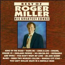 Roger Miller - Best of [New CD] Manufactured On Demand