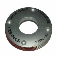 Cannondale Lefty Hub Axle Cap without Bolt - Silver - 125312