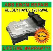 FITS DODGE DAKOTA - ABS / EBCM COMPUTER MODULE REPAIR   SERVICE 125 RWAL