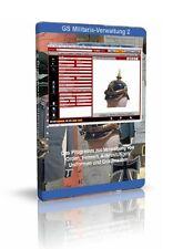 GS Militariaverwaltung 2 - Software Zur Verwaltung Von Militaria
