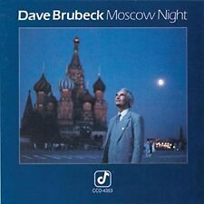 Dave Brubeck - Moscow Night [CD]
