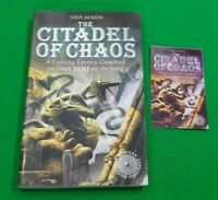 The Citadel of Chaos ***SPECIAL EDITION!!*** Fighting Fantasy Wizard
