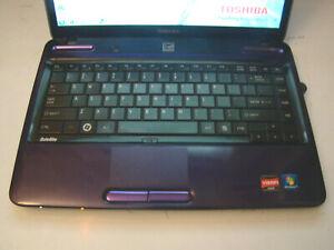 """Toshiba L645-S4025/Amd AthlonII P320 2.10/3gb/120gb/Windows 7 Home/Webcam/BT/14"""""""