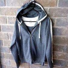 Brand NEW !!! Men's  Sporty Hoodie. Colour Gray. Warm & Comfortable Sweat Shirt