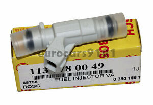 New! Mercedes-Benz S500 Bosch Fuel Injector 0280155744 1130780049