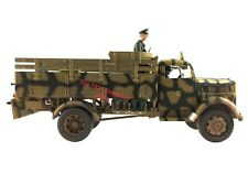 1:32 Diecast Unimax Toys Forces of Valor German Army Opel Blitz Cargo Truck
