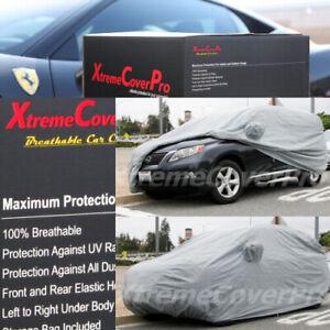 2016 2017 2018 2019 LEXUS RX350 RX450H BREATHABLE CAR COVER W/MIRROR POCKET GREY