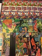 Huge Lot 145+ W/Spider-Man,Wildstar,X-Men, Green Lantern, Amethyst Aliens & More