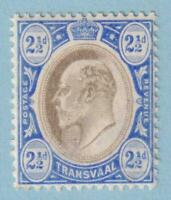 TRANSVAAL 271  MINT NEVER HINGED OG ** NO FAULTS EXTRA FINE!