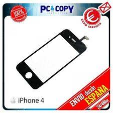 PANTALLA TACTIL PARA REPARAR IPHONE 4 4G 4S CRISTAL TOUCH SCREEN A+ NUEVA NEGRO