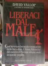 D. Yallop Liberaci dal male identitk mostro di Firenze serial killer Yorkshire