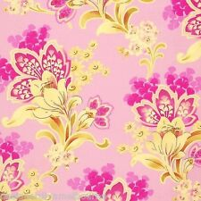Jennifer Paganelli Nostalgia Kitty in Pink, F/Q or yard
