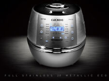 CUCKOO IH CRP DHR0610FS  Pressure Rice Cooker 6 cups Full Stainless