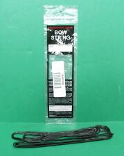 """Papes Professional Grade Recurve or Longbow Replacement String 69"""" Amo 16 st Blk"""