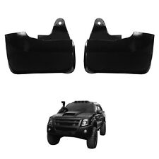 2004 - 2009 ISUZU D-MAX OffRoad Holden Rodeo CHEV LUV Mud Flaps Guard Pair Rear