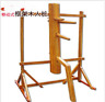 martial arts stand Adjustable Wing Chun solid Elm wood Wooden Dummy training