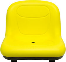 """John Deere 15.50"""" Tall Back Seat Fits LX255 LX266 LX277 LX279 OEM#AM131157"""