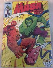 Comic Forum La Mash El Increible Hulk No 30 PTAS 95