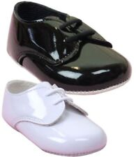 Pram Synthetic Baby Shoes with Laces