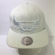 NBA Chicago Bulls Mitchell & Ness Strapback Cap Hat OSFA